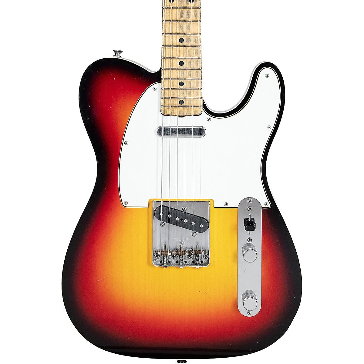 Fender Custom Shop Eric Clapton Crossroads Blind Faith Telecaster Electric Guitar by Todd Krause