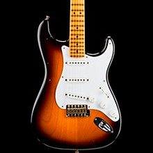 Fender Custom Shop Eric Clapton Journeyman Relic Signature Stratocaster with Maple Fingerboard 2-Color Sunburst