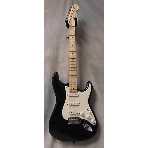 Fender Eric Clapton Signature Stratocaster Black Solid Body Electric Guitar