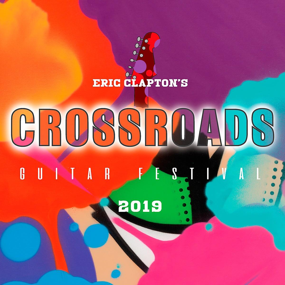 WEA Eric Claptons Crossroads Guitar Festival 2019 - Blu-ray