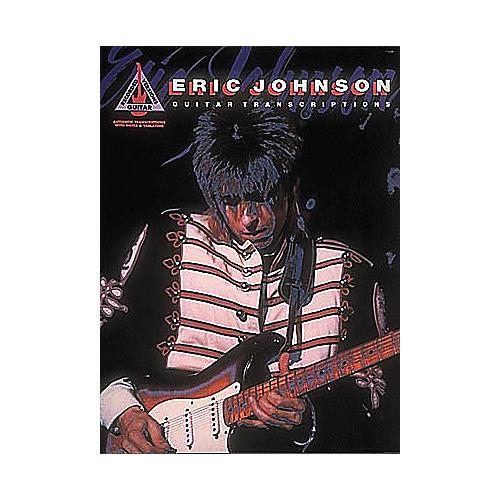 Hal Leonard Eric Johnson - Guitar Tab Songbook