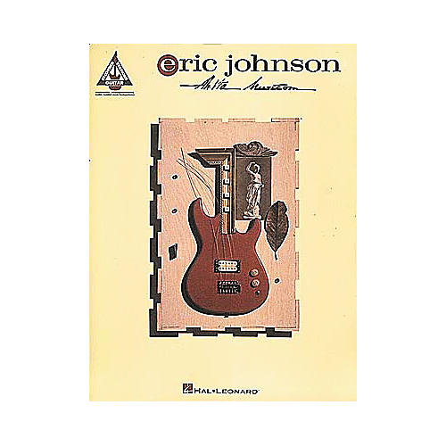 Hal Leonard Eric Johnson Ah Via Musicom Guitar Tab Songbook