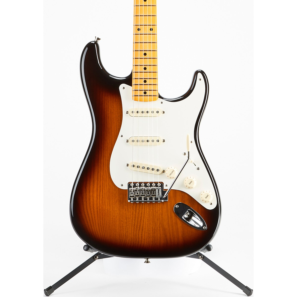 Fender Eric Johnson Virginia Stratocaster Maple Fingerboard Electric Guitar