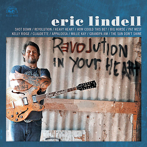 Alliance Eric Lindell - Revolution In Your Heart