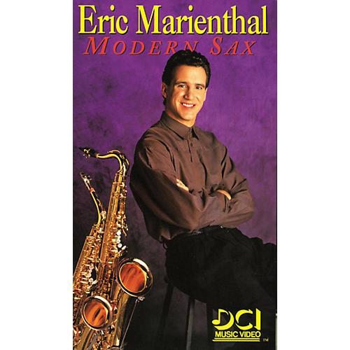 Alfred Eric Marienthal: Modern Sax (Video)