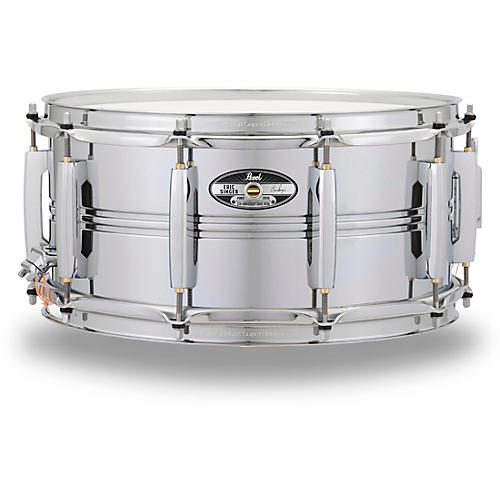 Pearl Eric Singer 30th Anniversary Ltd. Signature Snare Drum