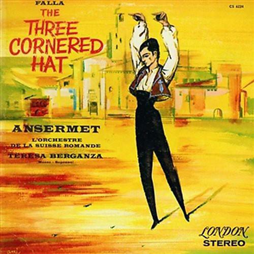 Alliance Ernest Ansermet - Falla the Three Cornered Hat