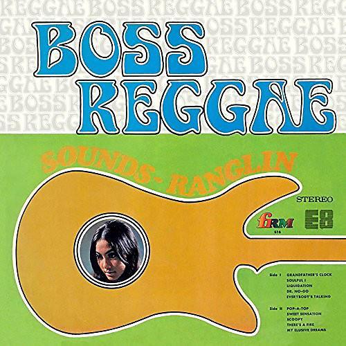 Alliance Ernest Ranglin - Boss Reggae