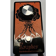 Earthquaker Devices Eruptor Effect Pedal