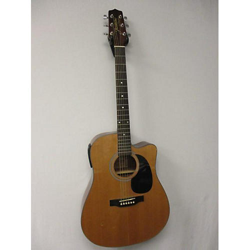 Takamine Es33c Acoustic Electric Guitar