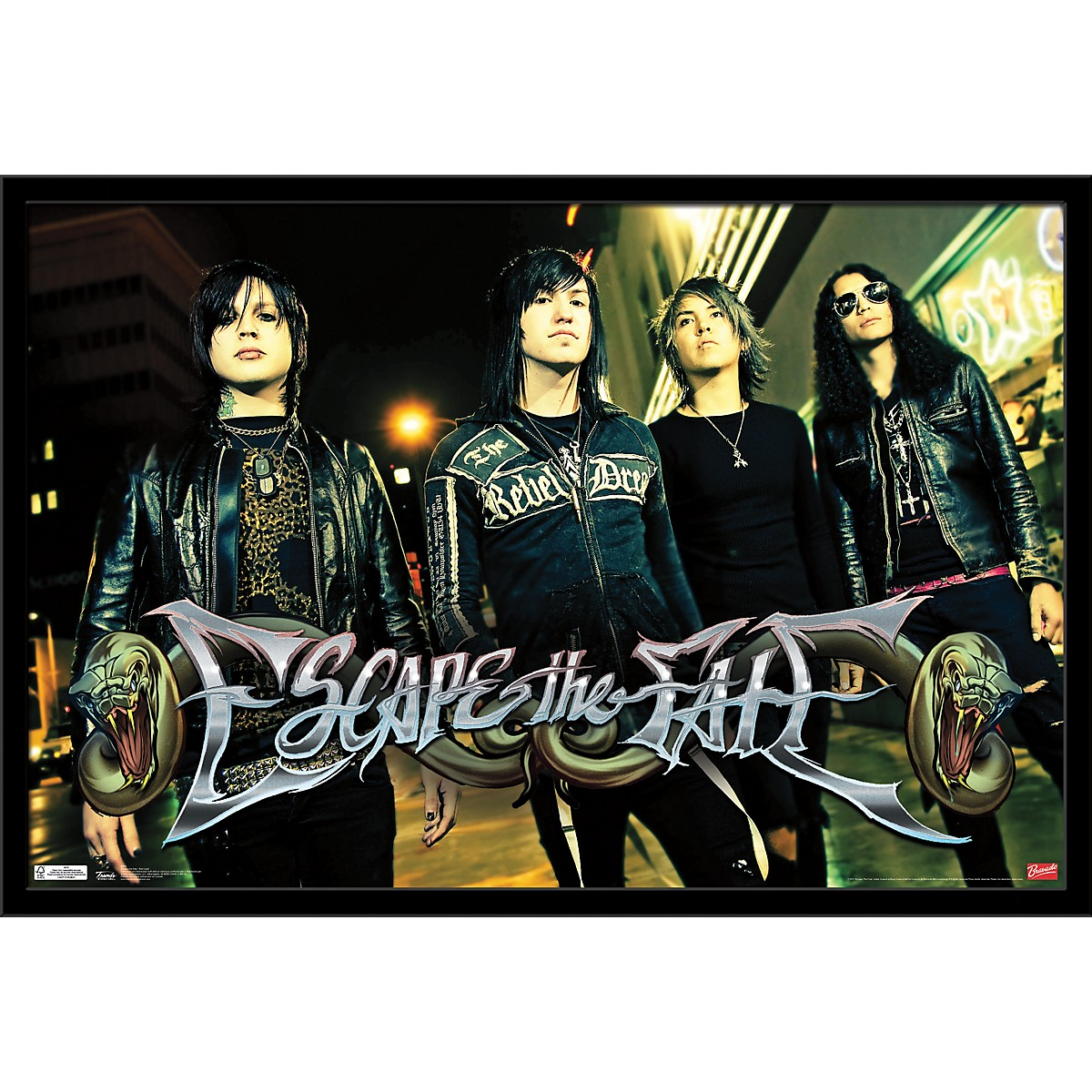 Trends International Escape The Fate - Red Light Poster