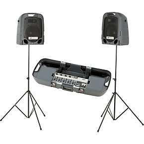 peavey escort 3000 portable pa system guitar center. Black Bedroom Furniture Sets. Home Design Ideas