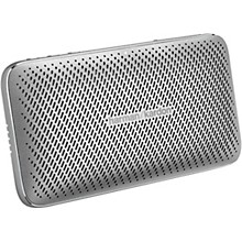 Esquire 2 Ultra Slim Portable Bluetooth Speaker Silver