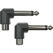 """Livewire Essential Adapter 1/4"""" TS to RCA Female Right Angle"""
