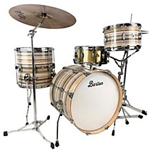 Essential Birch 3-Piece Shell Pack with 20 in. Bass Drum Saturno Bartex