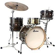 Essential Birch 3-Piece Shell Pack with 20 in. Bass Drum Tiki Bartex