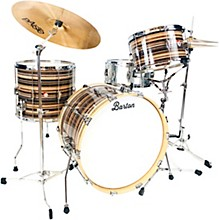 Essential Birch 3-Piece Shell Pack with 22 in. Bass Drum Pismo Bartex