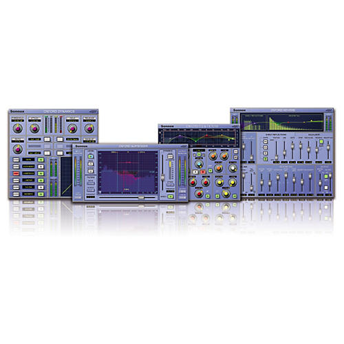 Sonnox Essential Bundle (HD-HDX) Software Download