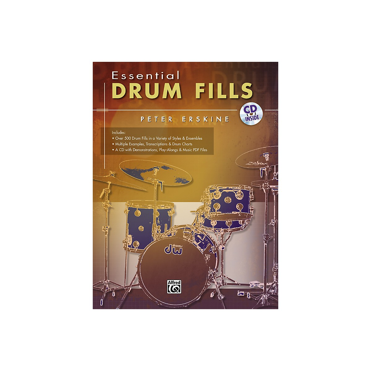 Alfred Essential Drum Fills