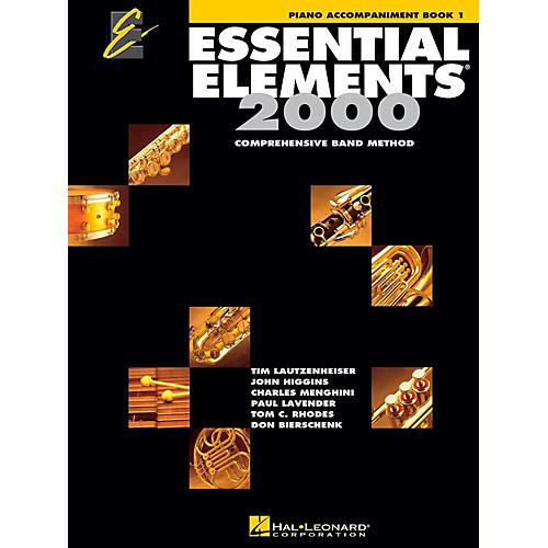 hal leonard essential elements 2000 for band piano accompaniment book 1 guitar center. Black Bedroom Furniture Sets. Home Design Ideas