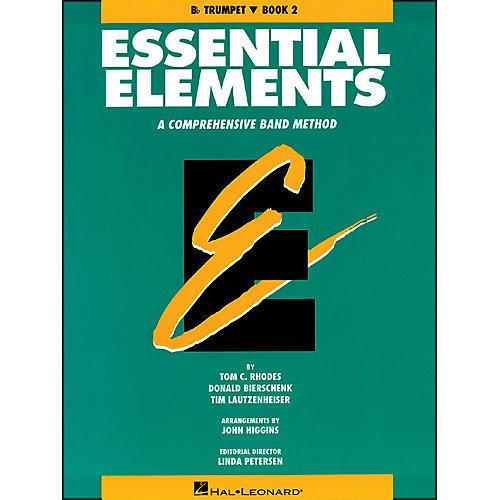 Hal Leonard Essential Elements Book 2 B Flat Trumpet