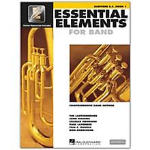 Hal Leonard Essential Elements for Band - Baritone B.C. 1 Book/Online Audio