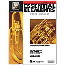 Hal Leonard Essential Elements for Band - Baritone T.C. 2 Book/Online Audio
