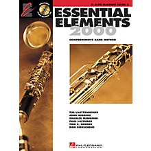 Hal Leonard Essential Elements for Band - Eb Alto Clarinet (Book 2 with EEi)