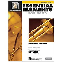 Hal Leonard Essential Elements for Band - Trombone 1 Book/Online Audio