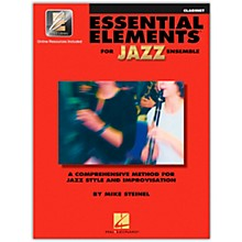 Hal Leonard Essential Elements for Jazz Ensemble - Clarinet (Book/Online Audio)