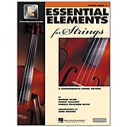 Essential Elements for Strings - Violin 1 Book/Online Audio