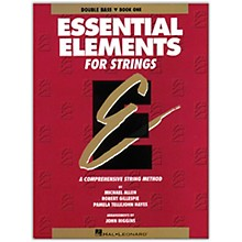 Hal Leonard Essential Elements for Strings Book 1 Bass
