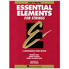 Hal Leonard Essential Elements for Strings Book 1 Piano