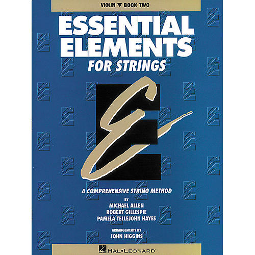 Hal Leonard Essential Elements for Strings Book 2