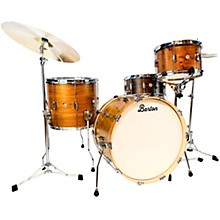 Essential Maple 3-Piece Shell Pack with 22 in. Bass Drum Antique Brown