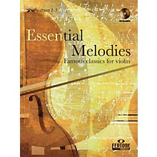 Fentone Essential Melodies Fentone Instrumental Books Series Softcover with CD Composed by Various