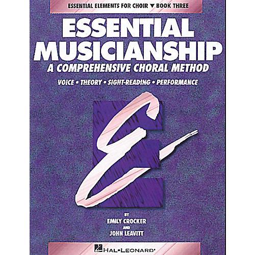 Hal Leonard Essential Musicianship Level Three Teacher Edition