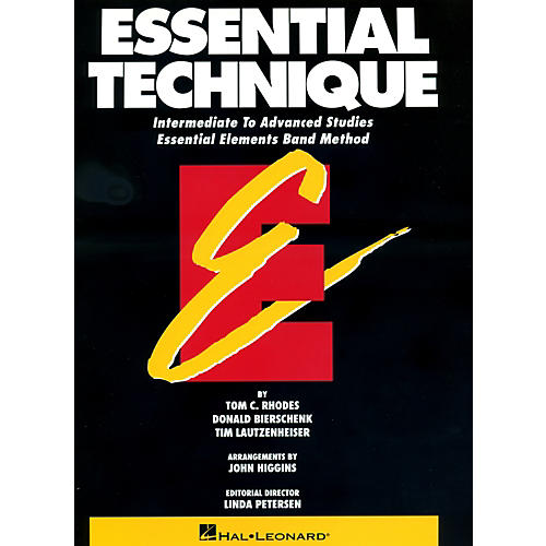 Hal Leonard Essential Technique For Tuba Intermediate To Advanced Studies