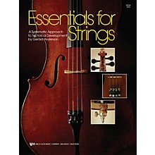 KJOS Essentials For Strings Viola
