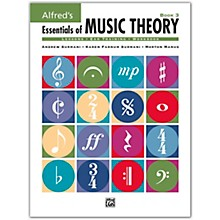 Alfred Essentials Of Music Theory Series Book 3