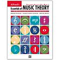 Alfred Essentials Of Music Theory Series Teacher Activity Book 1 thumbnail