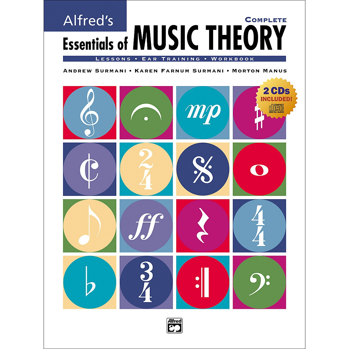 Alfred Essentials of Music Theory: Complete (Book/CD)