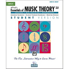 Alfred Essentials of Music Theory Student Version Complete (CD-ROM)