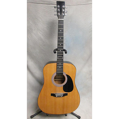 used burswood esteban acoustic guitar guitar center. Black Bedroom Furniture Sets. Home Design Ideas