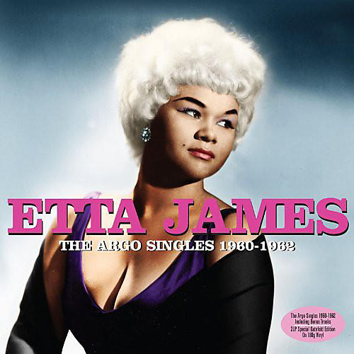 Alliance Etta James - Argo Records 1960-62