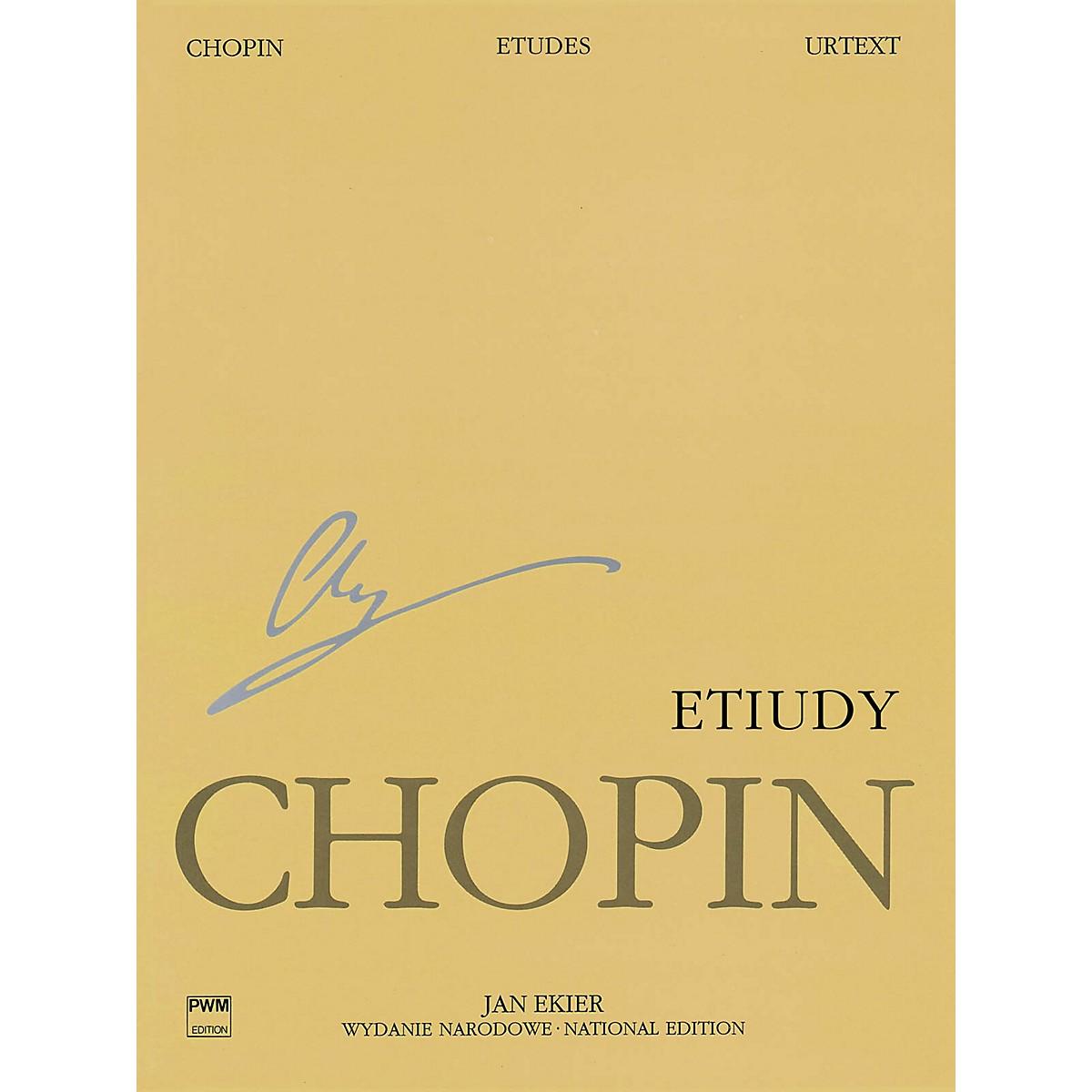 PWM Etudes (Chopin National Edition 2A, Vol. II) PWM Series Softcover