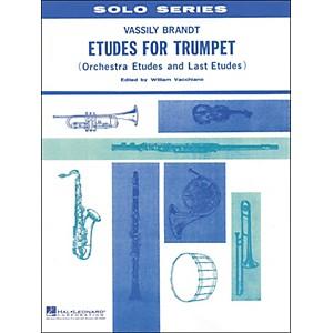 Hal Leonard Etudes for Trumpet by Hal Leonard