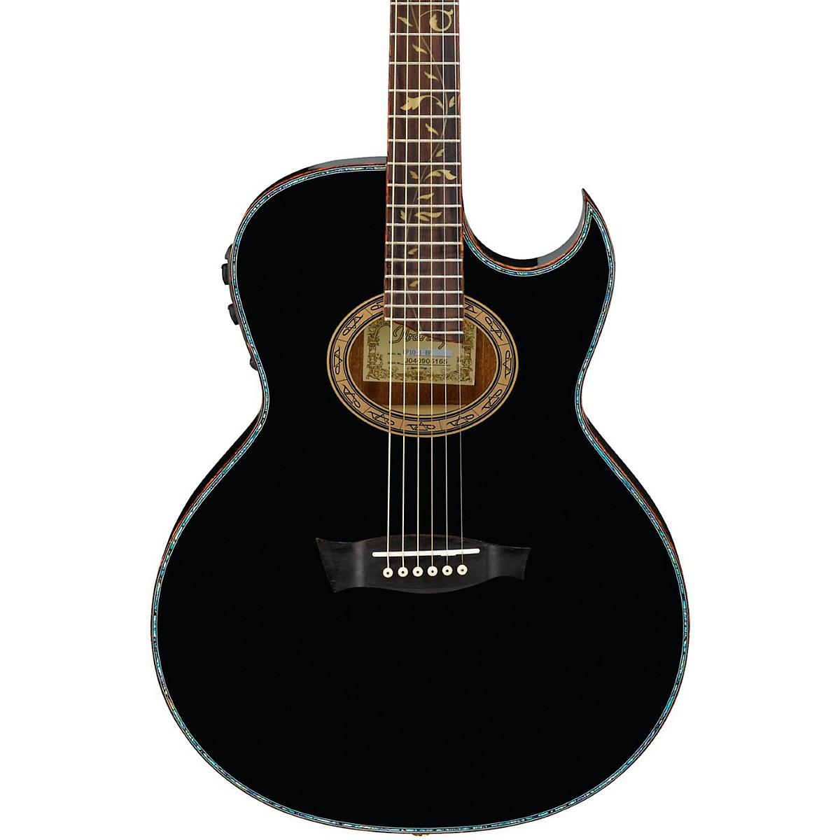 Ibanez Euphoria Steve Vai All Solid Wood Signature Acoustic-Electric Guitar