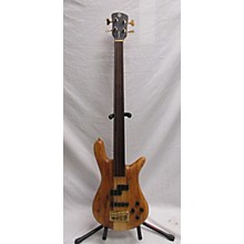 Spector Euro 4LX Fretless Electric Bass Guitar