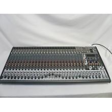 Behringer Eurodesk Sx3252fx Powered Mixer